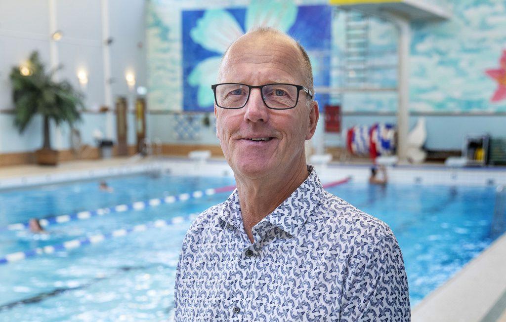 Björn Wahlberg, projektledare på fastighetskontoret